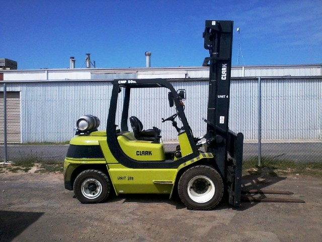 Clark Forklift Parts - Importance of Forklift Parts and