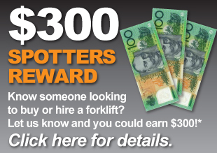 $300 spotters reward offer
